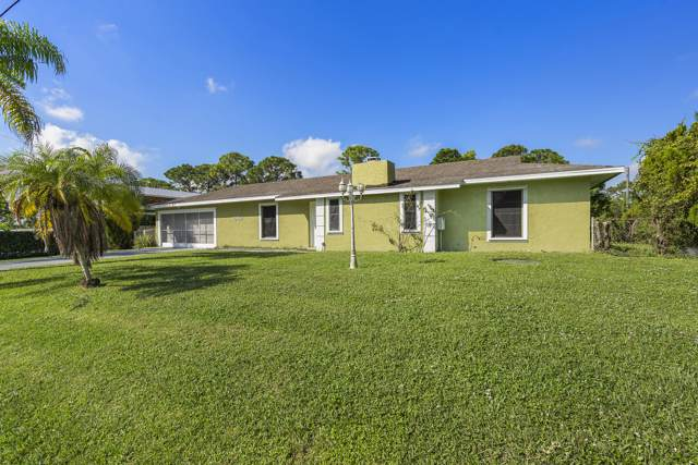 1550 SW Broadview Street, Port Saint Lucie, FL 34983 (MLS #RX-10571745) :: Berkshire Hathaway HomeServices EWM Realty