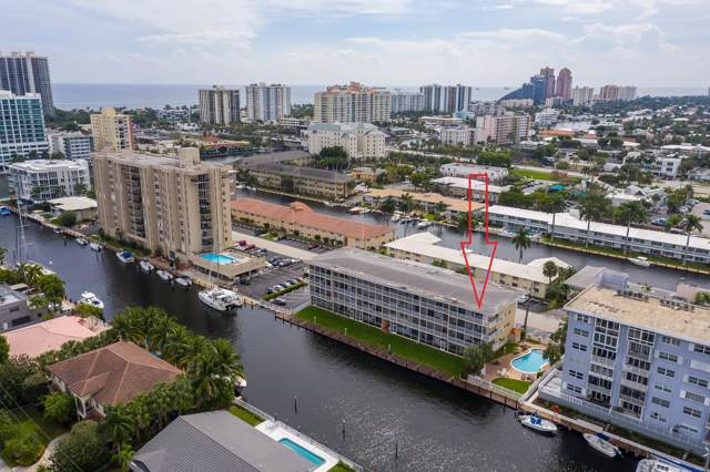 2841 NE 33rd Court #401, Fort Lauderdale, FL 33306 (MLS #RX-10571755) :: The Paiz Group