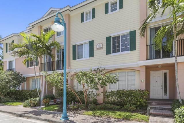 260 NE 3rd Street 4D, Delray Beach, FL 33444 (#RX-10571770) :: Weichert, Realtors® - True Quality Service
