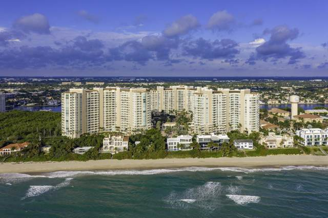 3720 S Ocean Boulevard 1406/07, Highland Beach, FL 33487 (#RX-10571787) :: Ryan Jennings Group