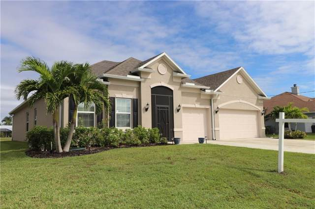 5448 NW Edgewater Avenue, Port Saint Lucie, FL 34983 (MLS #RX-10571848) :: Berkshire Hathaway HomeServices EWM Realty