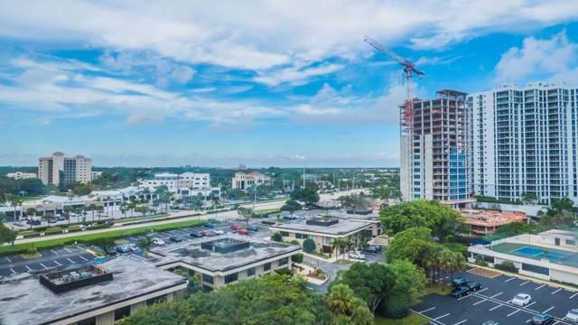 1200 Marine Way #807, North Palm Beach, FL 33408 (#RX-10571869) :: Ryan Jennings Group