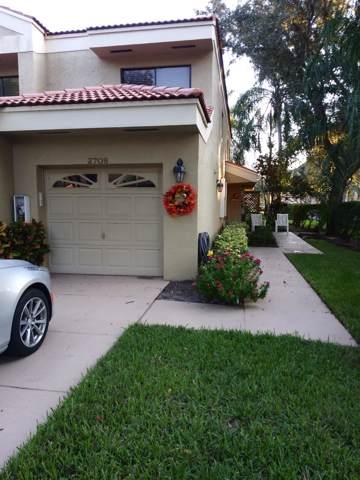 2708 Black Oak Way #2708, Boynton Beach, FL 33436 (#RX-10571885) :: The Reynolds Team/Treasure Coast Sotheby's International Realty