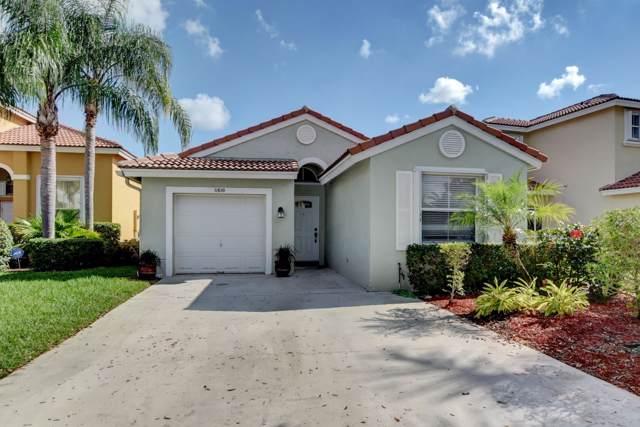 6810 Green Island Terrace, Lake Worth, FL 33463 (#RX-10571906) :: The Reynolds Team/Treasure Coast Sotheby's International Realty