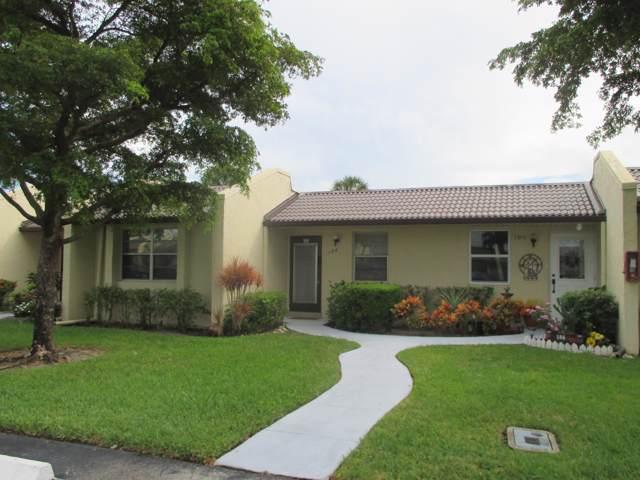 184 Lake Meryl Drive, West Palm Beach, FL 33411 (#RX-10571912) :: Ryan Jennings Group