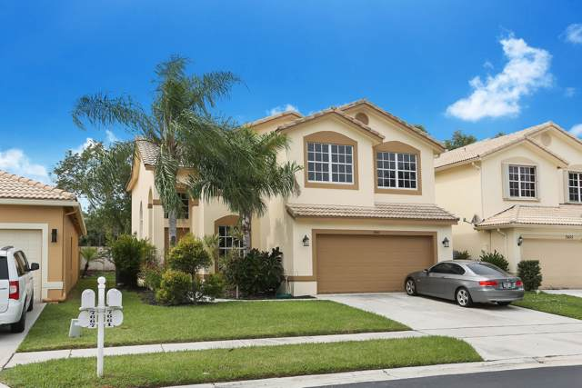 7661 Colony Lake Drive, Boynton Beach, FL 33436 (MLS #RX-10572013) :: Berkshire Hathaway HomeServices EWM Realty