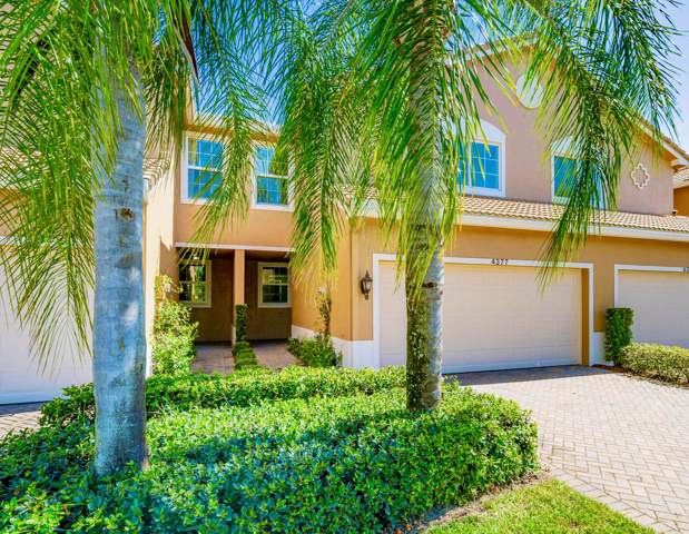 4377 Colony View Drive, Lake Worth, FL 33463 (MLS #RX-10572100) :: Berkshire Hathaway HomeServices EWM Realty
