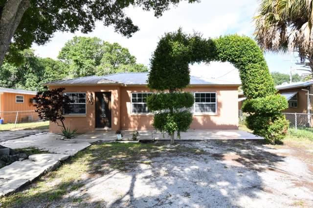 303 S 23rd Street, Fort Pierce, FL 34950 (#RX-10572192) :: Ryan Jennings Group