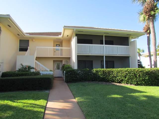 4061 SW Parkgate Boulevard #18, Palm City, FL 34990 (#RX-10572211) :: Real Estate Authority