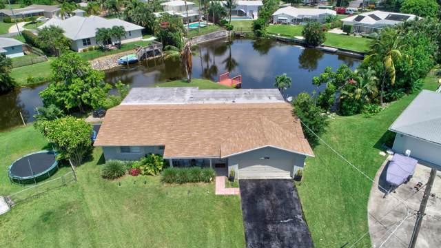 825 Canal Drive, Boynton Beach, FL 33435 (#RX-10572288) :: Ryan Jennings Group