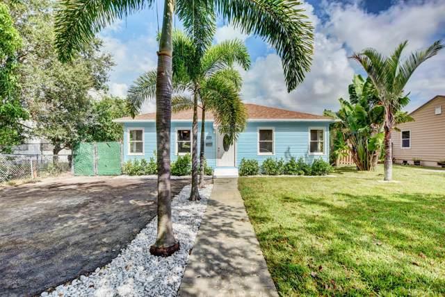 1011 Avon Road, West Palm Beach, FL 33401 (#RX-10572305) :: Ryan Jennings Group