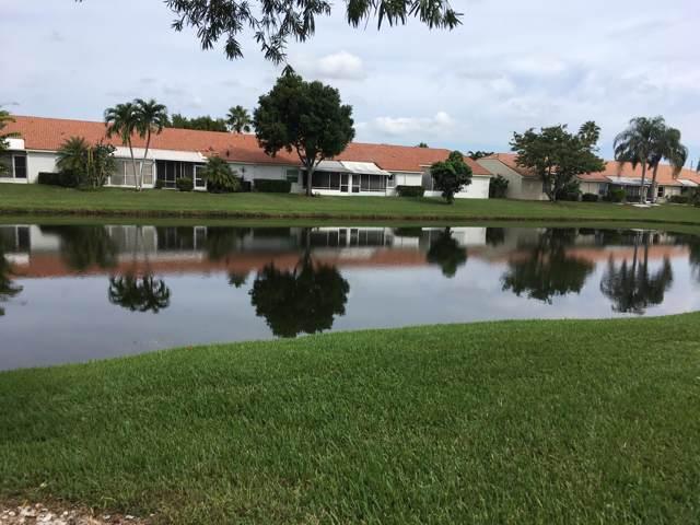 6161 Lake Hibiscus Drive, Delray Beach, FL 33484 (#RX-10572309) :: Ryan Jennings Group