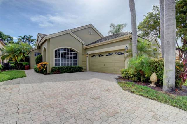 3294 NW 53rd Circle, Boca Raton, FL 33496 (#RX-10572364) :: Ryan Jennings Group