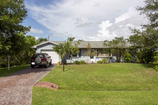 2455 SW Datura Avenue, Port Saint Lucie, FL 34953 (MLS #RX-10572404) :: Berkshire Hathaway HomeServices EWM Realty