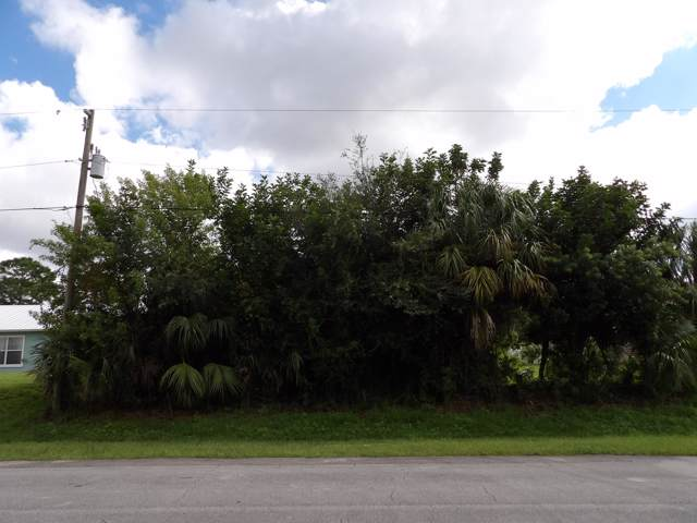 2519 SW Calender Street, Port Saint Lucie, FL 34953 (#RX-10572405) :: Ryan Jennings Group