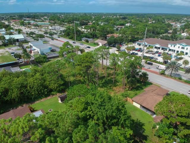 154 SW Port St Lucie Boulevard, Port Saint Lucie, FL 34984 (MLS #RX-10572420) :: Berkshire Hathaway HomeServices EWM Realty