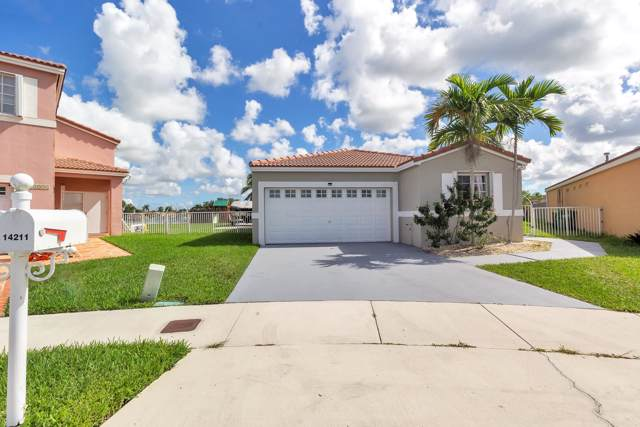 14211 SW 171st Terrace, Miami, FL 33177 (#RX-10572421) :: Ryan Jennings Group
