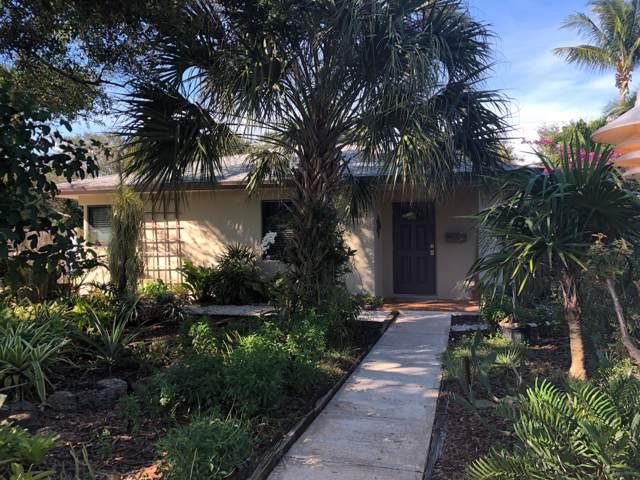 609 Allen Avenue, Delray Beach, FL 33483 (MLS #RX-10572478) :: Berkshire Hathaway HomeServices EWM Realty