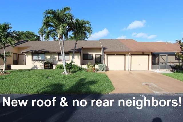 5 Camden Lane, Boynton Beach, FL 33426 (#RX-10572499) :: Ryan Jennings Group