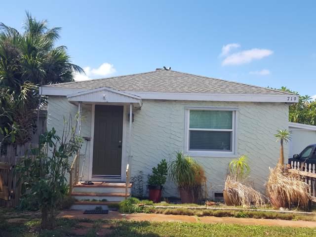 719 N 5th Street, Lantana, FL 33462 (MLS #RX-10572515) :: The Jack Coden Group