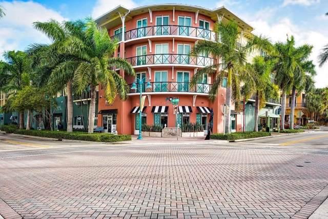 225 NE 1st Street #406, Delray Beach, FL 33444 (#RX-10572575) :: Ryan Jennings Group