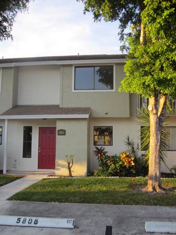 5806 Channel Drive, Greenacres, FL 33463 (MLS #RX-10572598) :: Berkshire Hathaway HomeServices EWM Realty