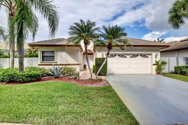205 Citrus Trail, Boynton Beach, FL 33436 (#RX-10572607) :: Ryan Jennings Group