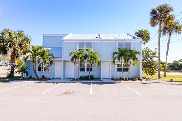 804 Shorewinds Drive B, Hutchinson Island, FL 34949 (MLS #RX-10572660) :: Berkshire Hathaway HomeServices EWM Realty
