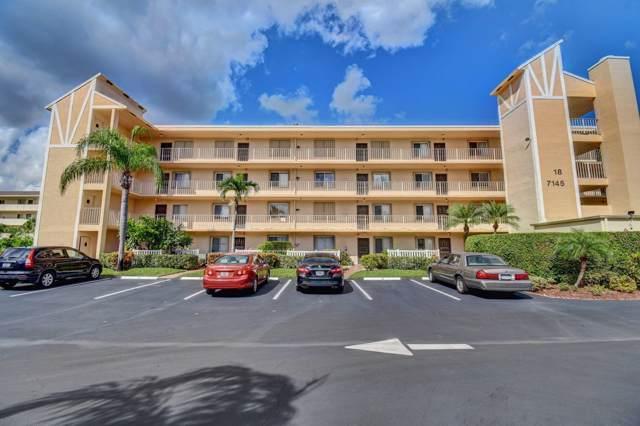7145 Huntington Lane #304, Delray Beach, FL 33446 (#RX-10572756) :: Ryan Jennings Group