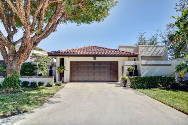 6932 Palmar Court, Boca Raton, FL 33433 (#RX-10572776) :: Ryan Jennings Group
