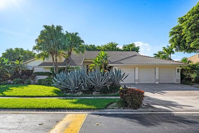 7220 Montrico Drive, Boca Raton, FL 33433 (MLS #RX-10572807) :: Laurie Finkelstein Reader Team