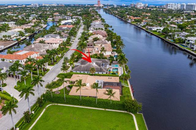 444 E Alexander Palm Road, Boca Raton, FL 33432 (#RX-10572813) :: Harold Simon | Keller Williams Realty Services