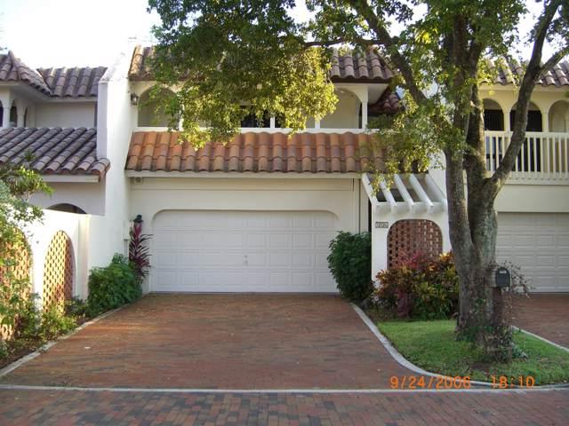 156 Harbor Circle, Delray Beach, FL 33483 (#RX-10572845) :: Ryan Jennings Group