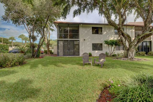 8436 Cypress Lane 7H, Boca Raton, FL 33433 (#RX-10572847) :: Ryan Jennings Group
