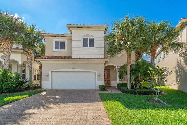 1011 Grove Park Circle, Boynton Beach, FL 33436 (MLS #RX-10572870) :: Berkshire Hathaway HomeServices EWM Realty