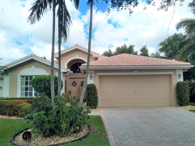 11648 Pamplona Boulevard, Boynton Beach, FL 33437 (#RX-10572900) :: Ryan Jennings Group