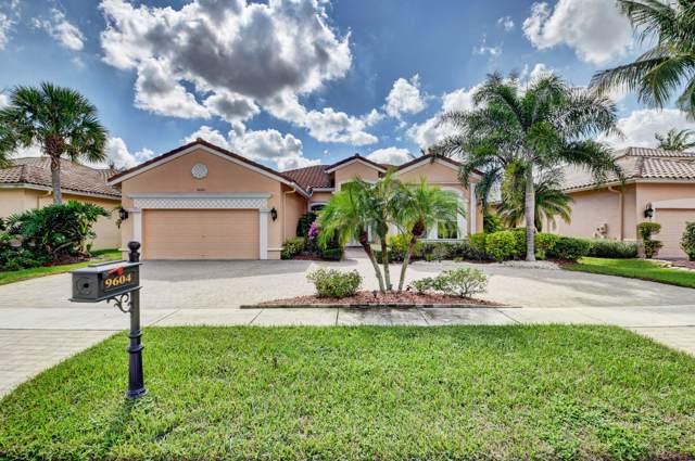 9604 Bergamo Street, Lake Worth, FL 33467 (#RX-10572945) :: Ryan Jennings Group