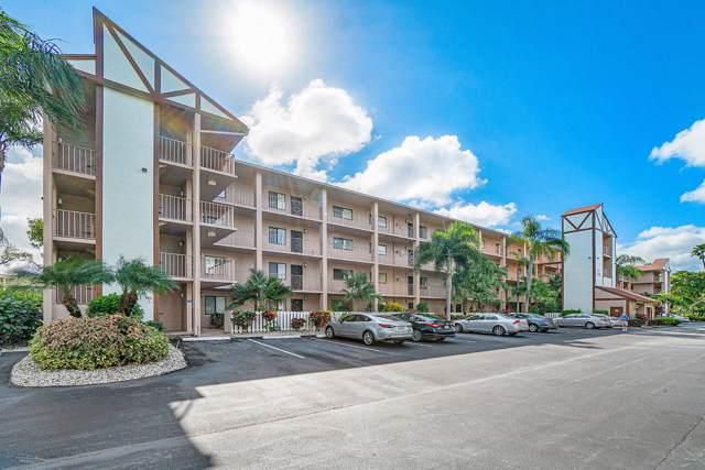 7280 Amberly Lane #302, Delray Beach, FL 33446 (#RX-10572990) :: Ryan Jennings Group