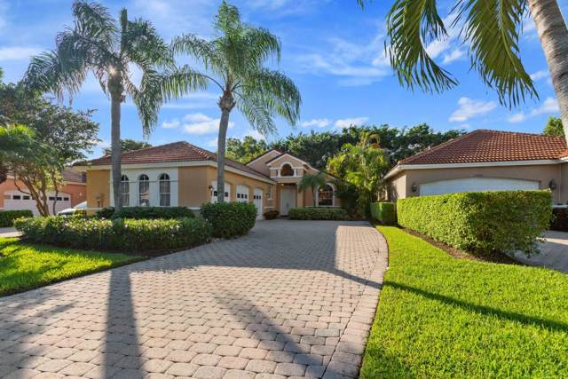 10854 Fairmont Village Drive, Lake Worth, FL 33449 (MLS #RX-10573144) :: The Jack Coden Group
