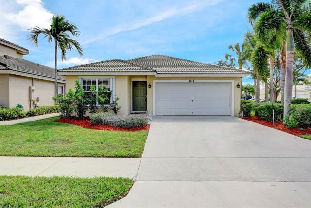 4912 Lombard Pass Dr, Lake Worth, FL 33463 (MLS #RX-10573178) :: Berkshire Hathaway HomeServices EWM Realty