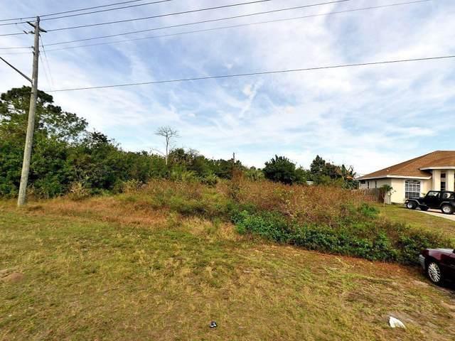 758 NW Bayshore Boulevard, Port Saint Lucie, FL 34953 (MLS #RX-10573191) :: Laurie Finkelstein Reader Team