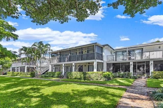 2900 Florida Boulevard #221, Delray Beach, FL 33483 (MLS #RX-10573236) :: Berkshire Hathaway HomeServices EWM Realty