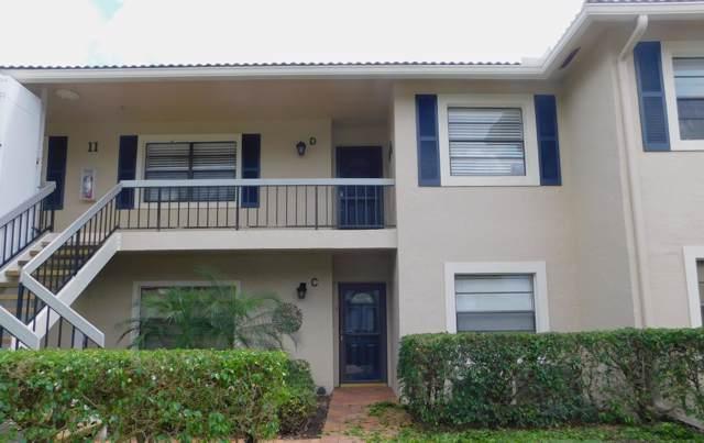 11 Stratford Drive D, Boynton Beach, FL 33436 (#RX-10573277) :: Ryan Jennings Group