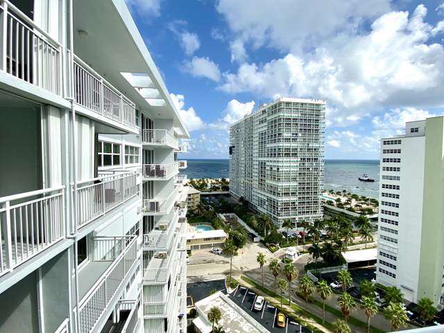 1920 S Ocean Drive #1606, Fort Lauderdale, FL 33316 (MLS #RX-10573330) :: Berkshire Hathaway HomeServices EWM Realty