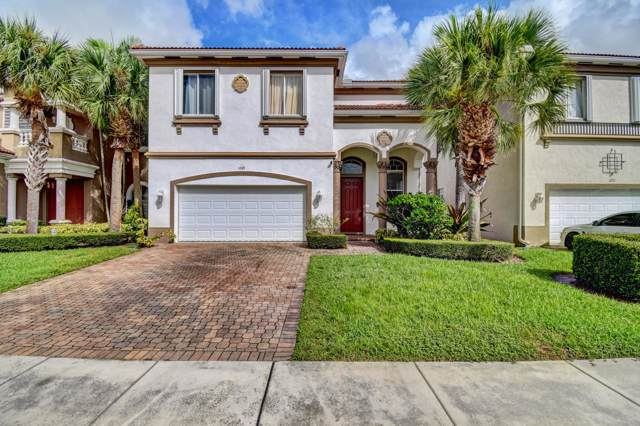 1069 Grove Park Circle, Boynton Beach, FL 33436 (MLS #RX-10573369) :: Berkshire Hathaway HomeServices EWM Realty