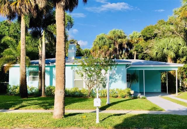 609 S 9th Street, Fort Pierce, FL 34950 (#RX-10573370) :: Ryan Jennings Group