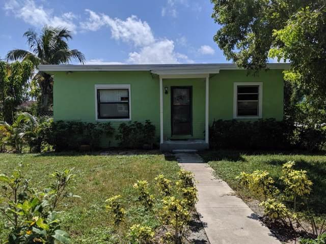 302 SE 5th Street, Delray Beach, FL 33483 (MLS #RX-10573412) :: Berkshire Hathaway HomeServices EWM Realty