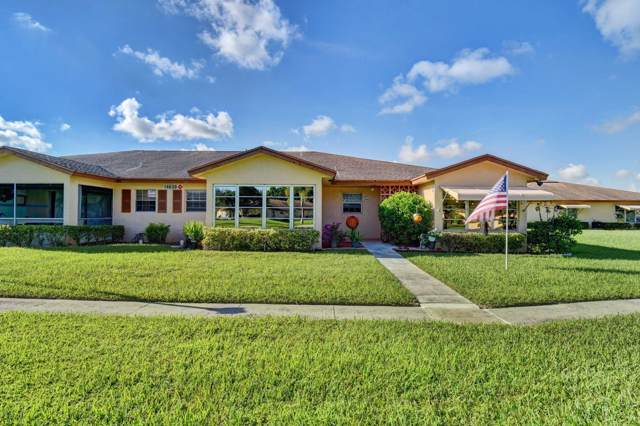 14639 Canalview Drive C, Delray Beach, FL 33484 (#RX-10573598) :: Ryan Jennings Group