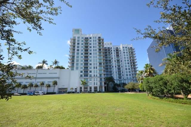 300 S Australian Avenue #1206, West Palm Beach, FL 33401 (#RX-10573742) :: Ryan Jennings Group