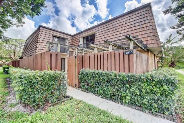 2816 28th Lane, Greenacres, FL 33463 (MLS #RX-10573745) :: Berkshire Hathaway HomeServices EWM Realty